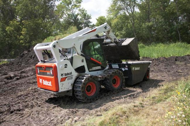 S740 Skid-Steer Loader