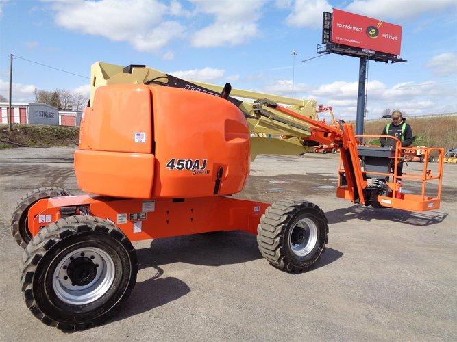 JLG 450AJ II