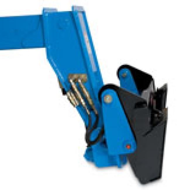 Genie® Universal Skid Steer Adapter Compatible Products