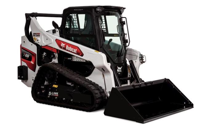 T66 Compact Track Loader