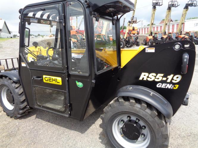 GEHL RS5-19