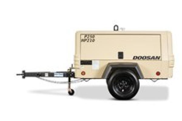 Doosan P250/HP210WDO-T4F Air Compressor