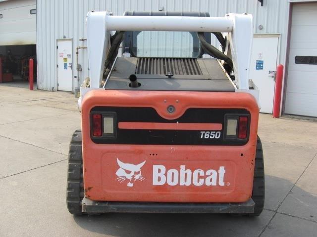 BOBCAT T650