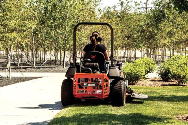 ZT6000 Zero-Turn Mower