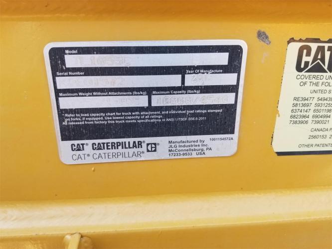 CATERPILLAR TL1055C