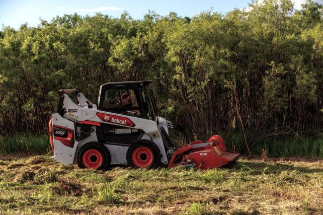 S66 Skid-Steer Loader