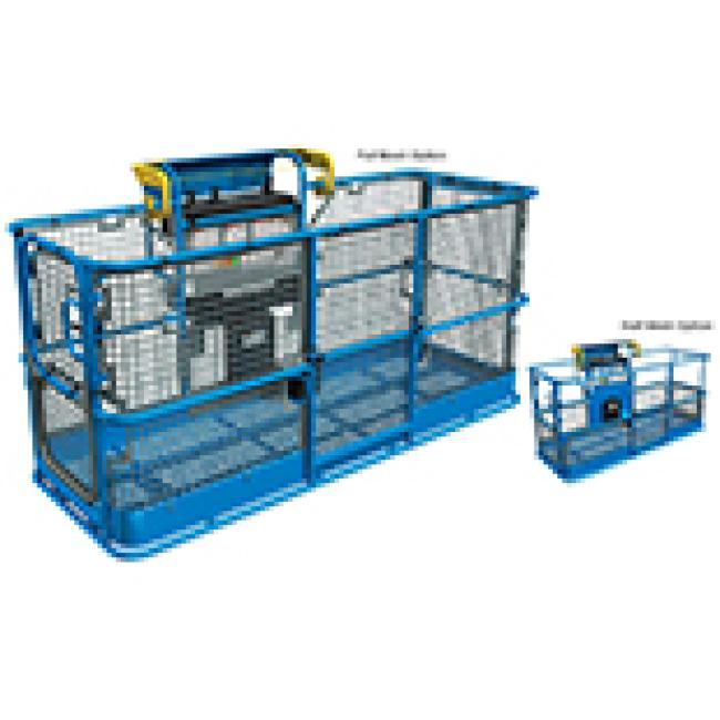 Genie® Lift Guard™ Platform Mesh Accessories Application Part Number