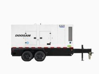 Doosan G325WCU-3B-T4F Generator