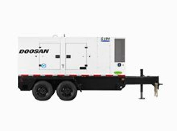 Doosan G190WCU-3A-T4F Generator