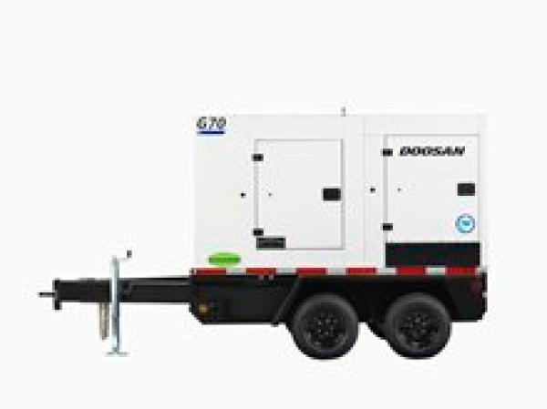 Doosan G70WDO-3A-T4F Generator