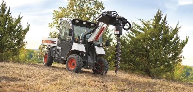 Toolcat 5600 Utility Work Machine