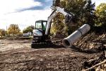 E35 Compact Excavator