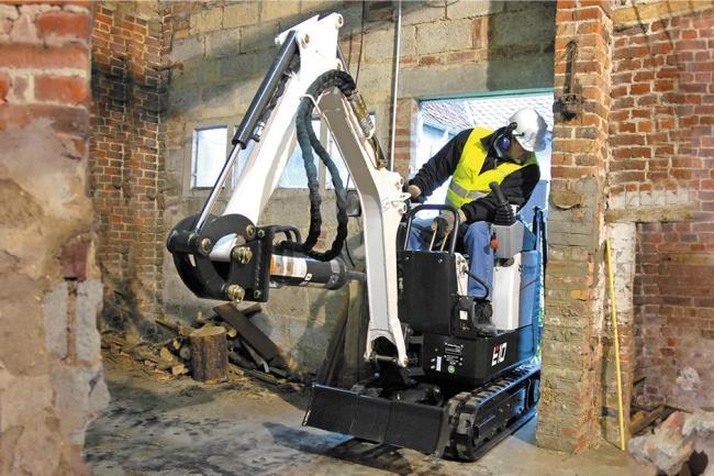 E10 Compact Excavator
