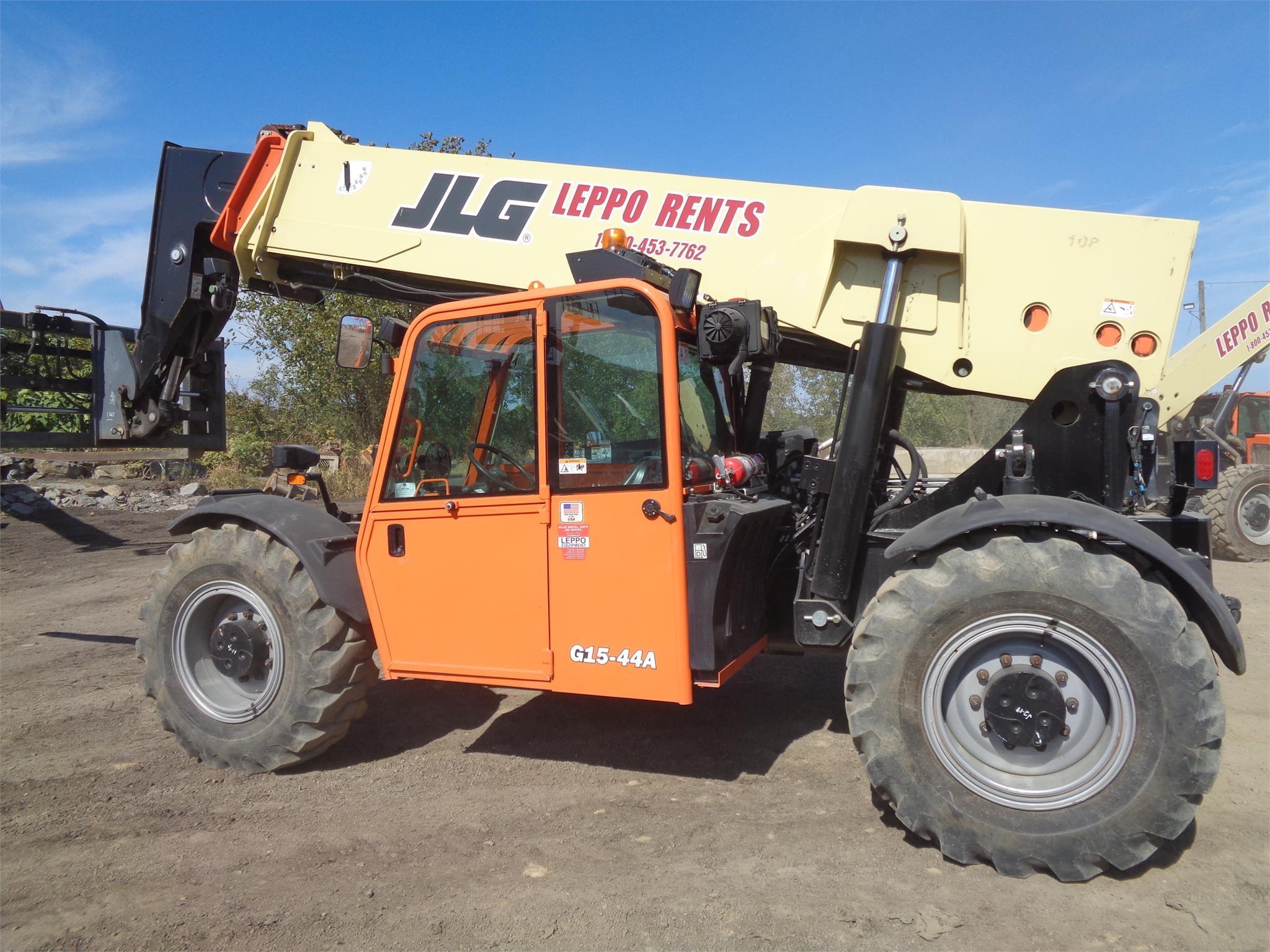 2016 JLG G15-44A