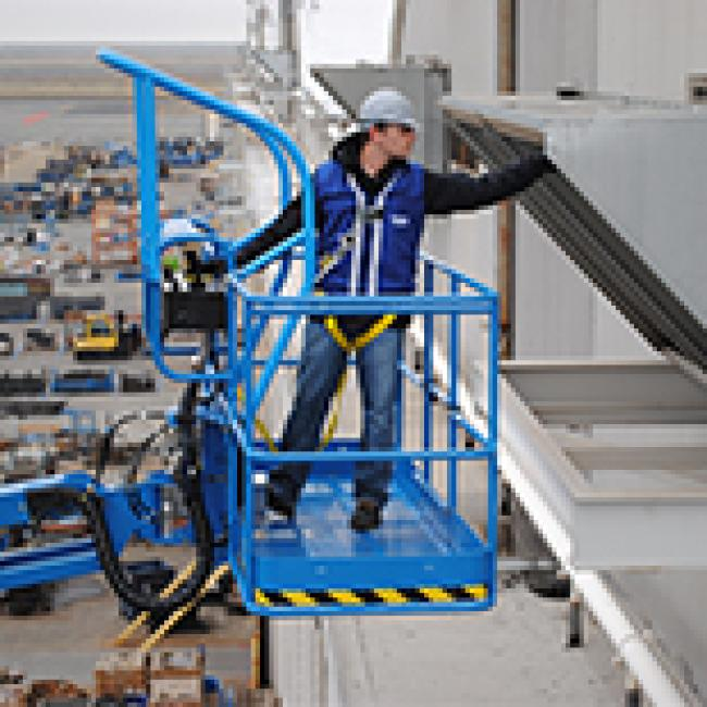Genie® Operator Protective Structure (OPS) Application Part Number