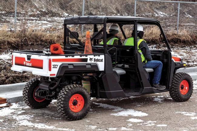 UV34XL Diesel Utility Vehicle