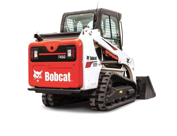 Bobcat T450 Compact Track Loader