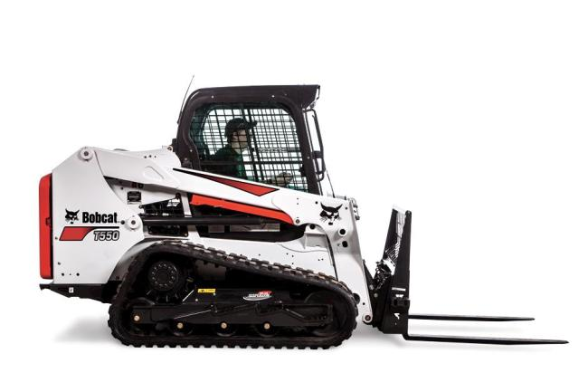 T550 Compact Track Loader