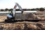 E50 Compact Excavator