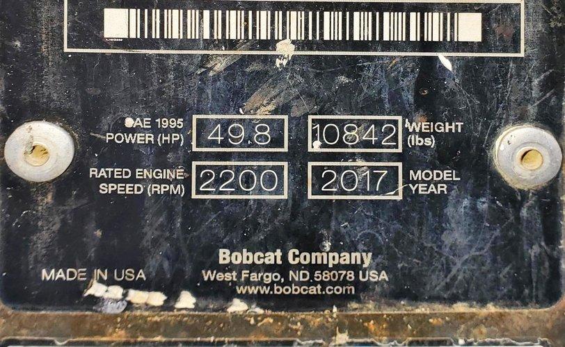 BOBCAT CLAMP E50