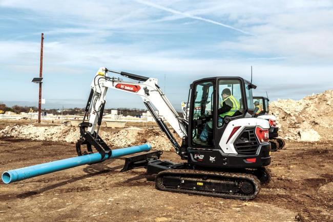 E42 Compact Excavator
