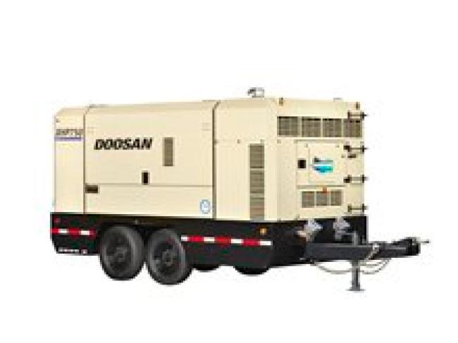 XHP750WCU-T4F Air Compressor