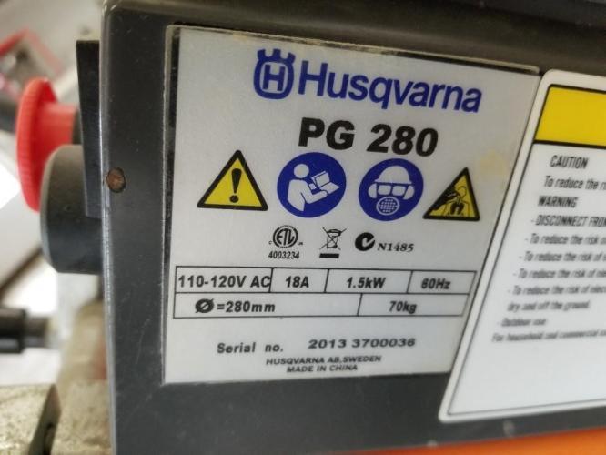 HUSQVARNA PG280