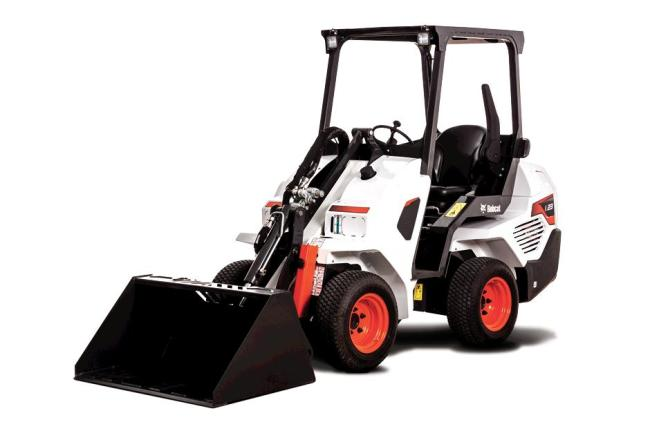 L23 Small Articulated Loader