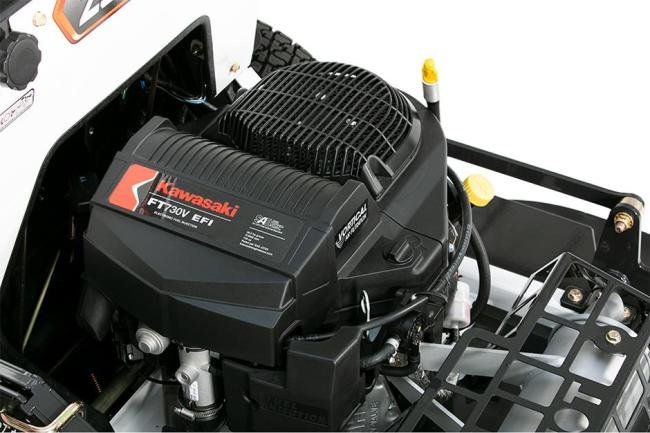ZS4000 Stand-On Zero-Turn Mower