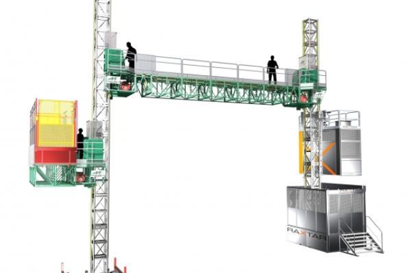 Hydro Mobile Raxtar Construction Hoist