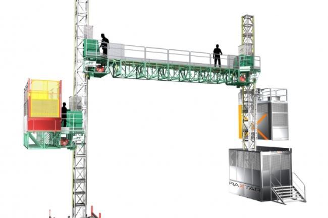 Raxtar Construction Hoist