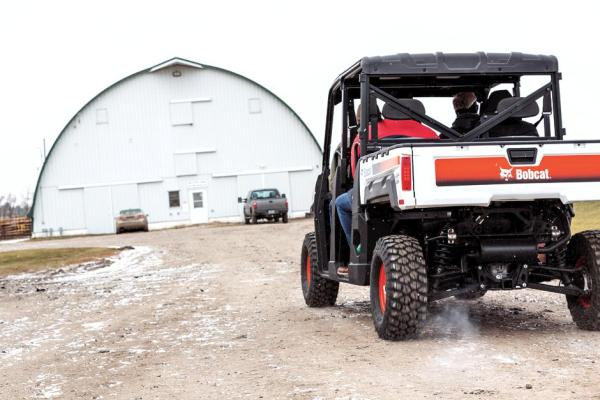 Bobcat UV34XL Diesel Utility Vehicle