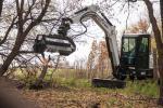 E45 Compact Excavator