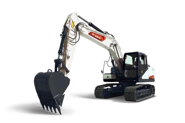 E165 Excavator