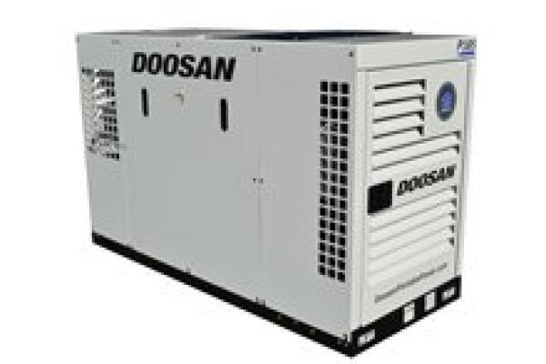 Doosan P185WDOU-T4F Portable Air Compressor