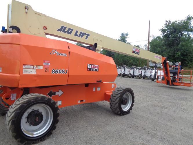 JLG 860SJ