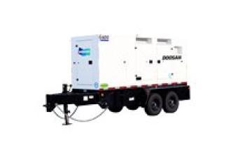 Doosan G400WCU-3B-T4F Generator