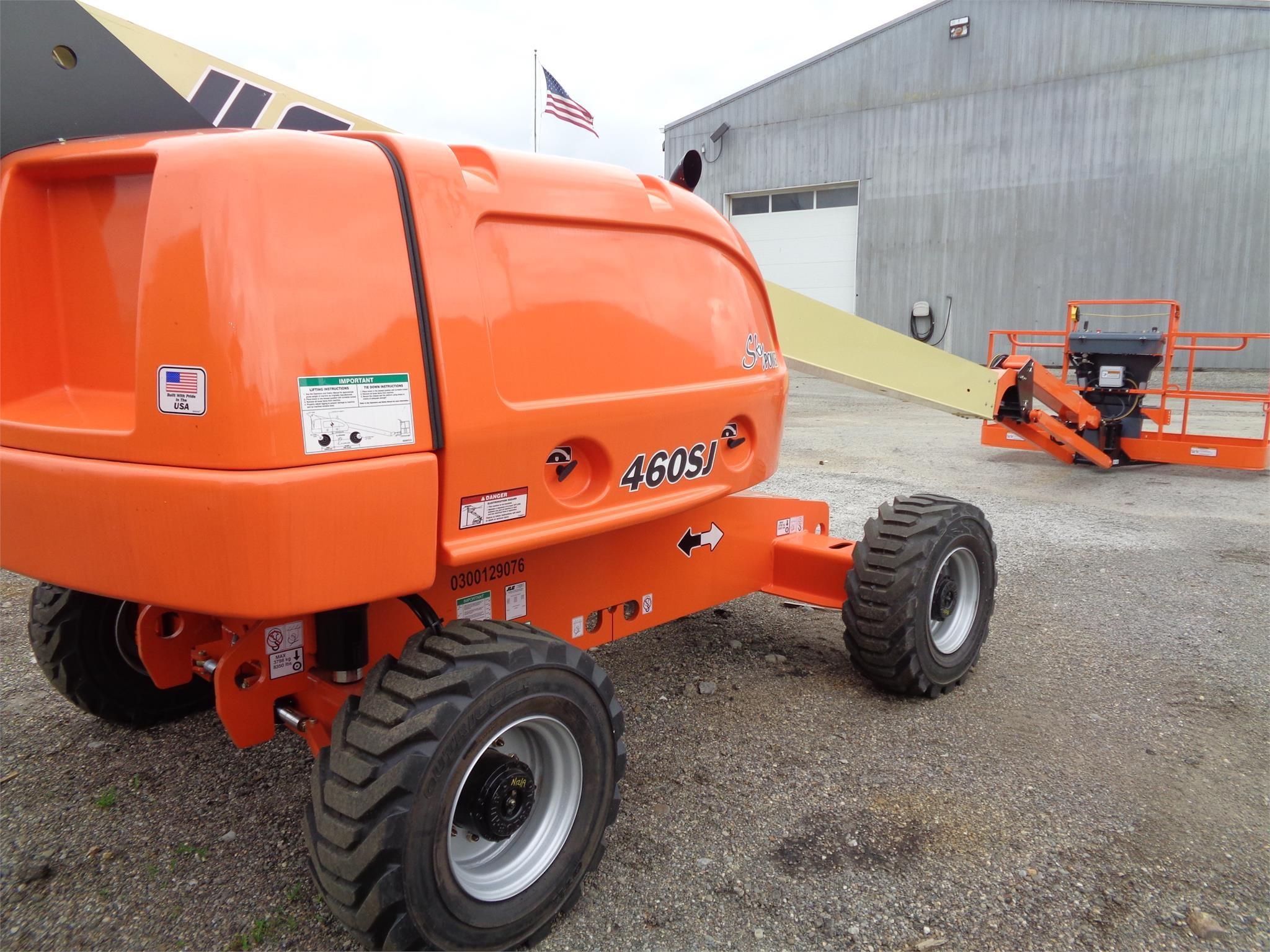 2008 JLG 460SJ