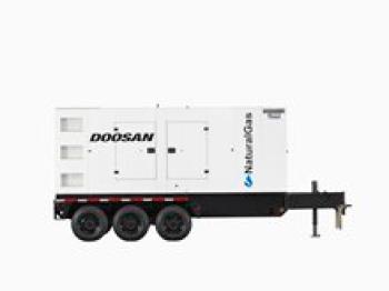 Doosan NG225 Natural Gas Generator