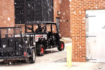 Bobcat UV34XL Gas Utility Vehicle