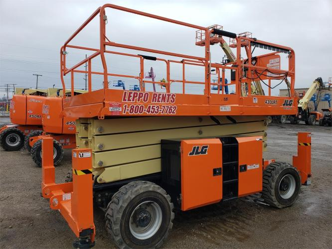 JLG 430LRT