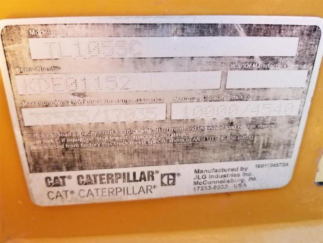 CATERPILLAR TL1055