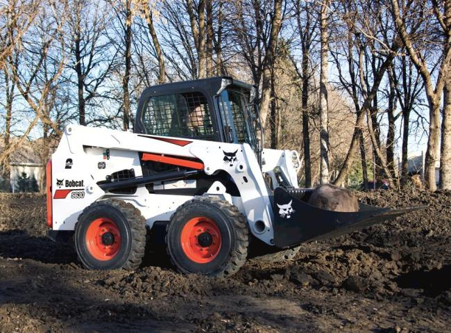 S630 Skid-Steer Loader