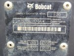 BOBCAT E20