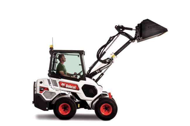 L28 Small Articulated Loader