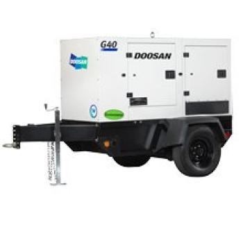 Doosan G40WDO-3A-T4F Generator