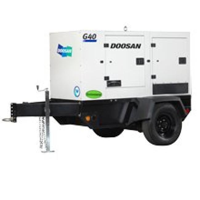 G40WDO-3A-T4F Generator