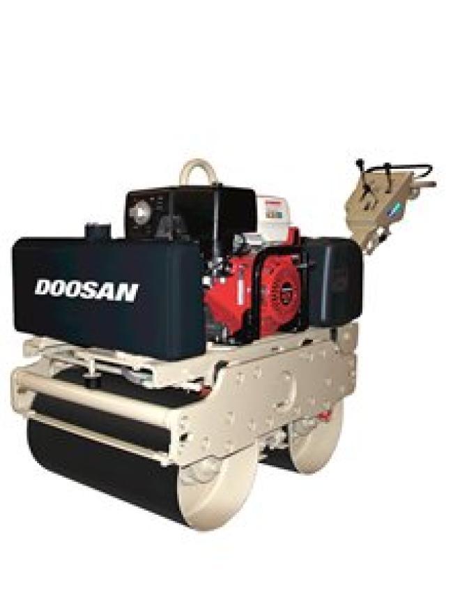 DX-600E Walk-Behind Vibratory Roller