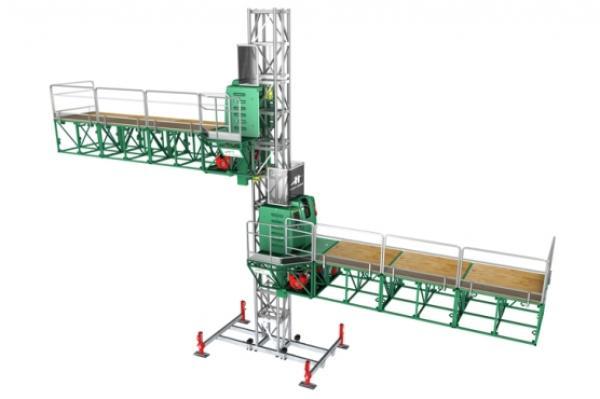 Hydro Mobile F-300 Mast Climbing Platform