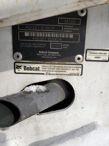 BOBCAT MT55